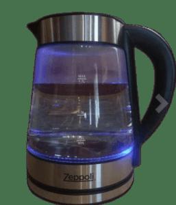 Zeppoli Electric Kettle