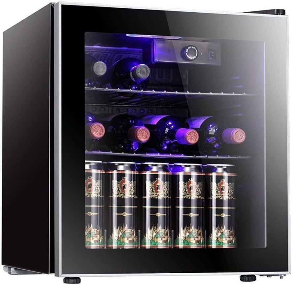 Antarctic Star Under Cabinet Beverage Refrigerator