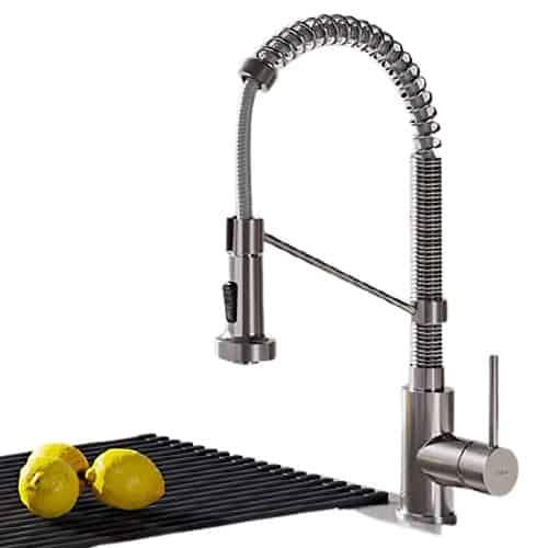 Kraus_KPF-1610SS_Commercial_Kitchen_Faucet_-_Best_Pull-down_Kitchen_Faucet