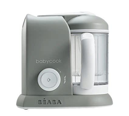 BEABA Babycook 4 in 1 Steam Cooker & Blender