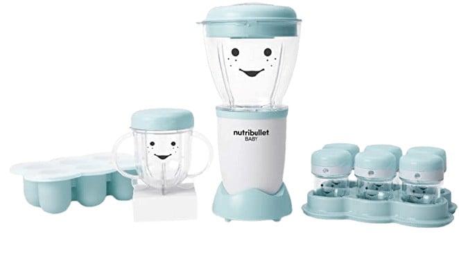 Magic Bullet Baby Bullet Baby Care System Best Affordable Baby Food Blender