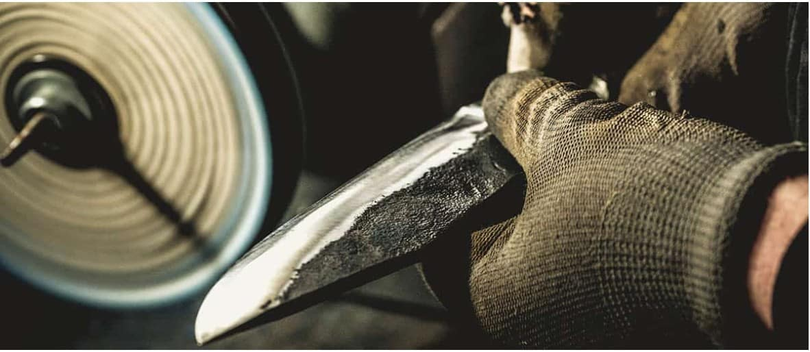 How to Polish a Knife Blade by Hand