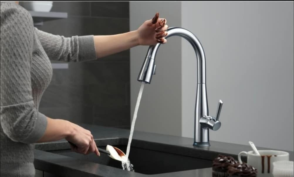 Ways to Do Touchless Kitchen Faucets Work