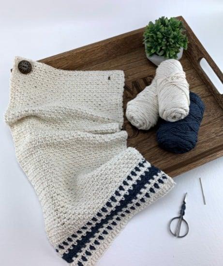 Ways to Crochet a Dish Towel