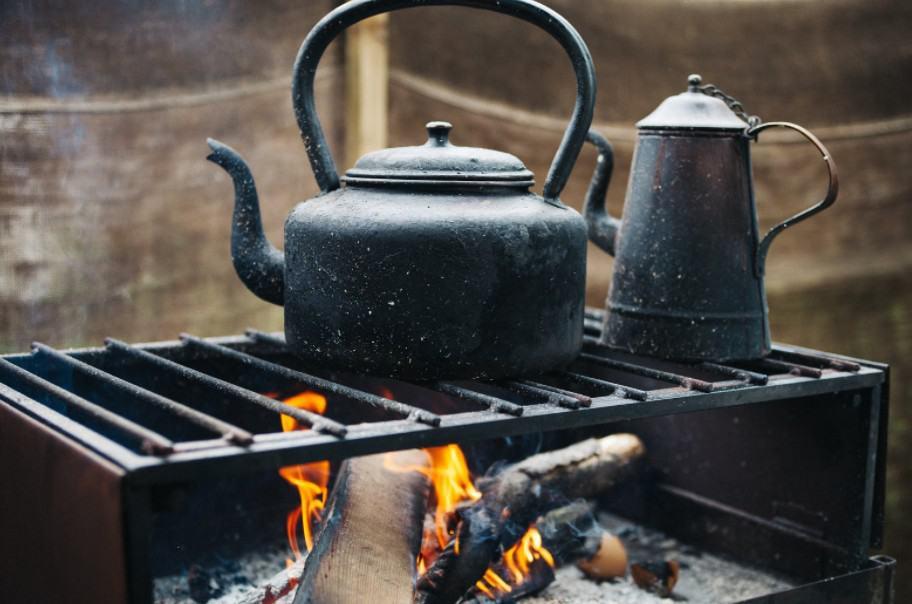 Ways to Use Cast Iron Tea Kettle